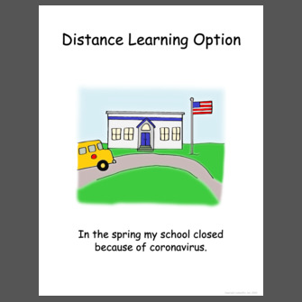 Distance Learning Option
