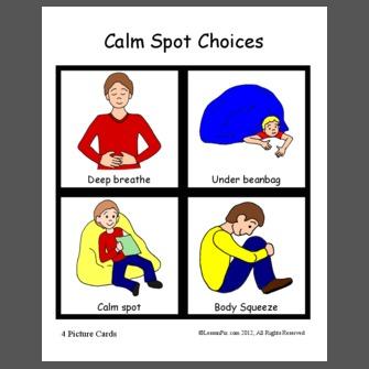 Calm Spot Choices