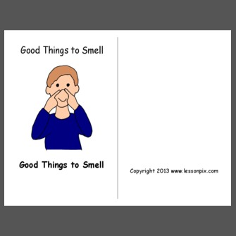 Good Things To Smell