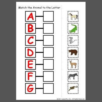 photo about Zoo Phonics Alphabet Cards Printable referred to as Sport the Animal in direction of the Letter - Zoo Phonics