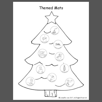Christmas Tree Idioms and Similes