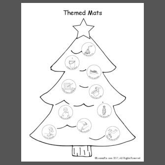christmas tree idioms and similes - Christmas Idioms