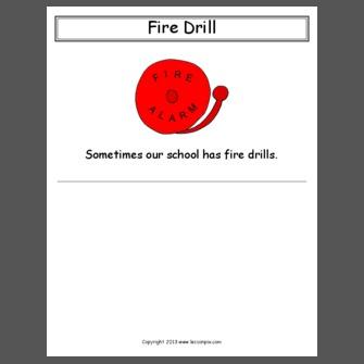 Similiar Fire Drill Topics Keywords