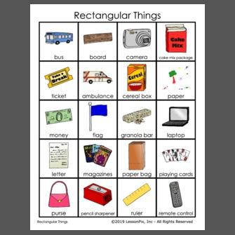 Rectangular Things