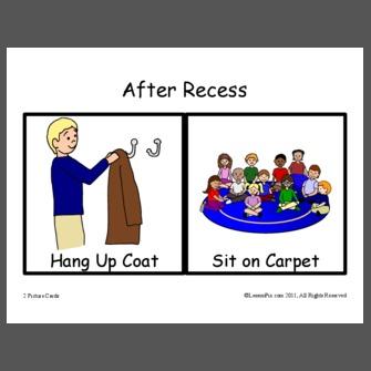 After Recess