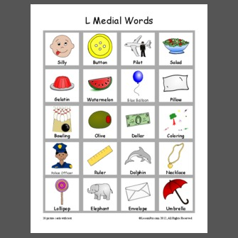 Medial Words