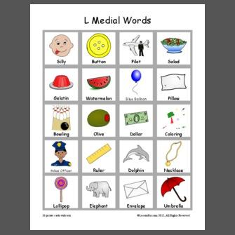 Medial Words