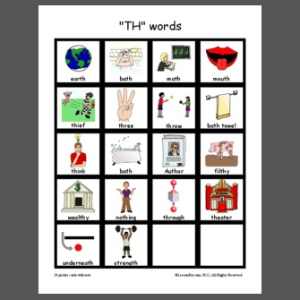 th words - DriverLayer Search Engine