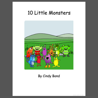 10 Little Monsters