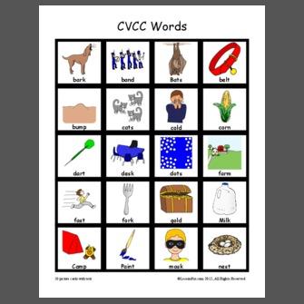 CVCC Cards