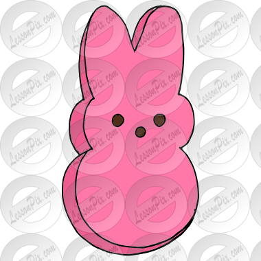 Candy Bunny Picture