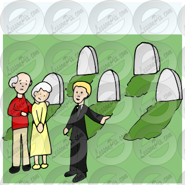 Choose a Cemetery Plot Picture
