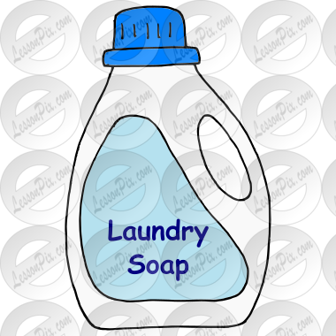 Laundry Soap Picture For Classroom Therapy Use Great