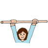 dowel rod exercise Picture