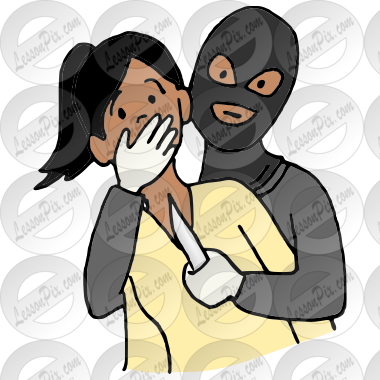 Kidnapping Picture for Classroom / Therapy Use - Great ...