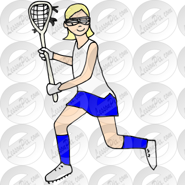 Lacrosse Player Picture