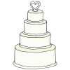 Wedding Cake Picture