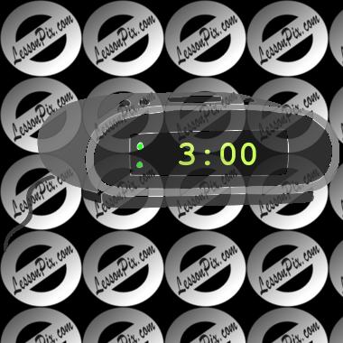 how to use alarm clock