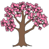 Pink Tree Picture
