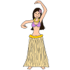 Hula Picture
