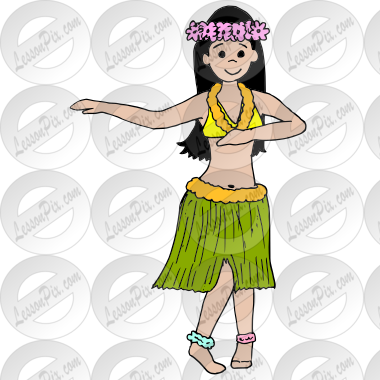 Hula Dancer Picture
