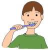 _____+is+brushing+his+teeth Picture