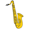 saxophone Picture