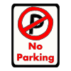 Do+not+park+your+car+in+this+area. Picture