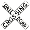 Railroad Crossing Picture
