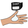 Wet+Hands+Then+Use+Soap_ Picture