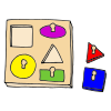 Shape Puzzle Picture