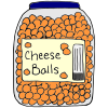 Cheese Balls Picture