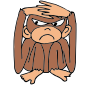 Annoyed Monkey Picture