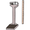 physician scale Picture