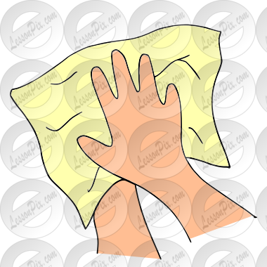 Dry Hands Picture for Classroom / Therapy Use - Great Dry ...