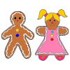 Gingerbread People Picture
