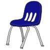 school chair Picture