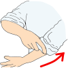 Push Up Sleeves Picture
