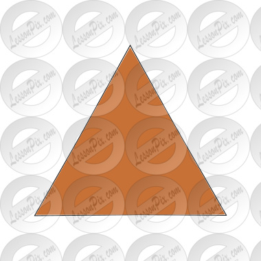 Brown Triangle Picture