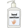 If+soap+and+water+are+not+available_+use+sanitizer+to+clean+your+hands. Picture