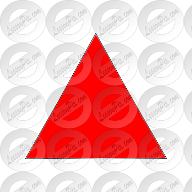 Red Triangle Picture