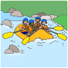 Whitewater Rafting Picture