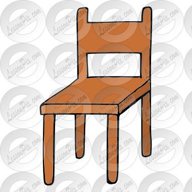 Chair Picture For Classroom Therapy Use
