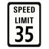 Speed Limit Picture