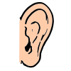 I have listening ears. Picture