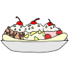 Banana Split Picture