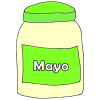 jar of mayonnaise Picture