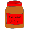 jar of peanut butter Picture