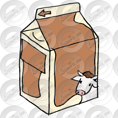 chocolate milk picture for classroom therapy use great chocolate rh lessonpix com chocolate milkshake clipart chocolate milk clipart