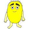 Yellow Monster Picture